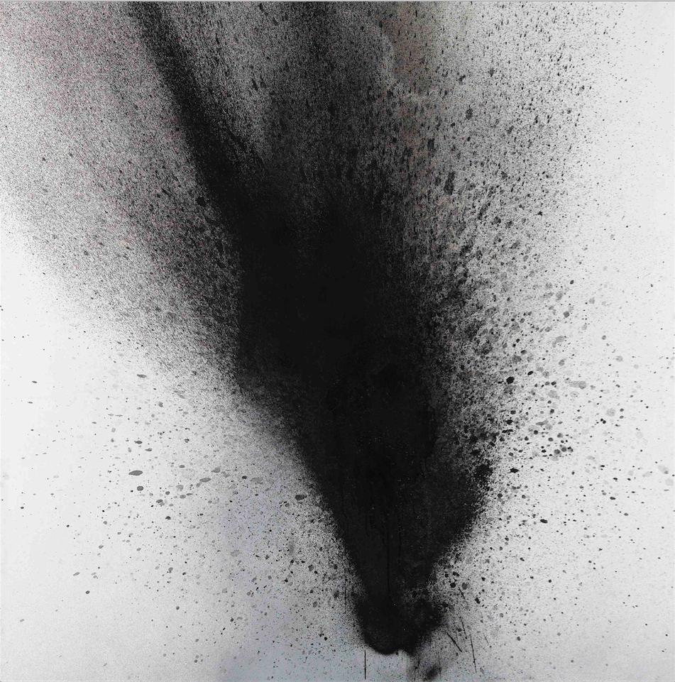 Komet | Otto Piene | 1973 | More Sky Collection | © VG Bild-Kunst, Bonn 2019